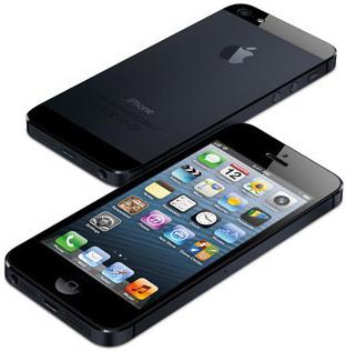 iPhone5のバッテリー問題