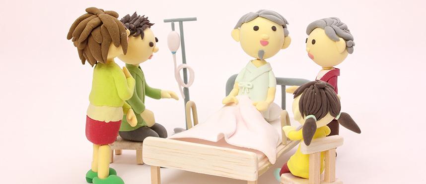 病院にお見舞い、生花持ち込みお断りの病院が増えています!